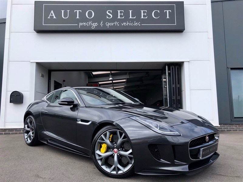 used Jaguar F-Type V8 R AWD in chesterfield