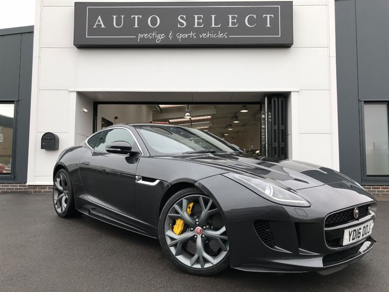 used Jaguar F-Type 5.0 R AWD ABSOLUTLEY IMMACULATE!! MASSIVE SPEC!! in chesterfield