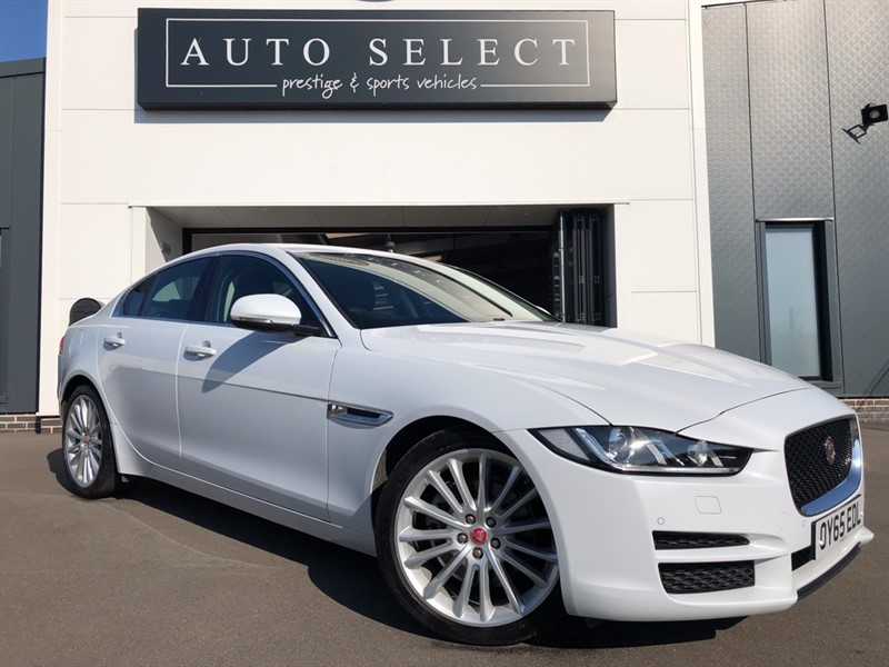 used Jaguar XE 2.0D PORTFOLIO �30 YEAR TAX!! IMMACULATE!! in chesterfield