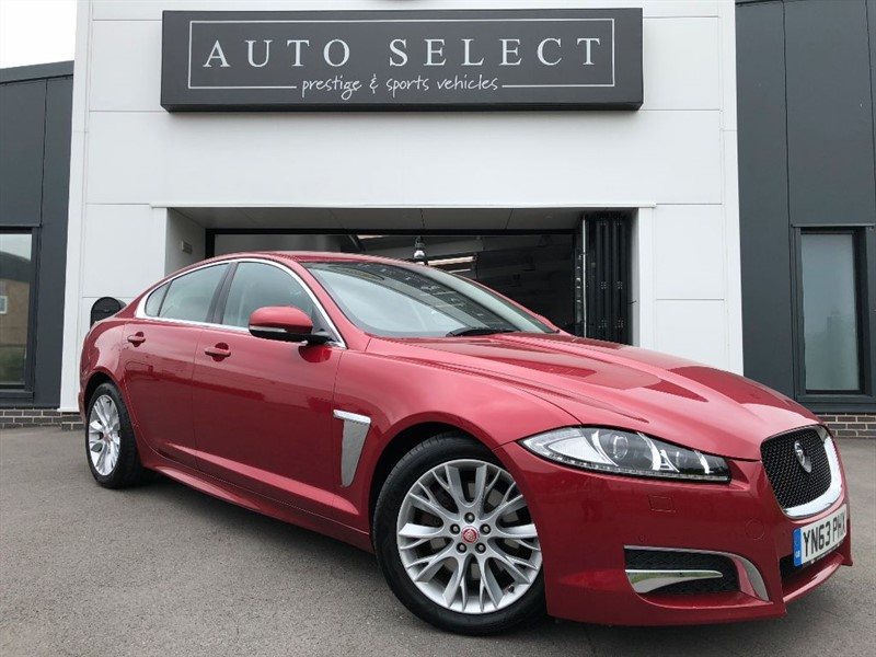 used Jaguar XF 2.2 D SPORT STUNNING CAR!! in chesterfield