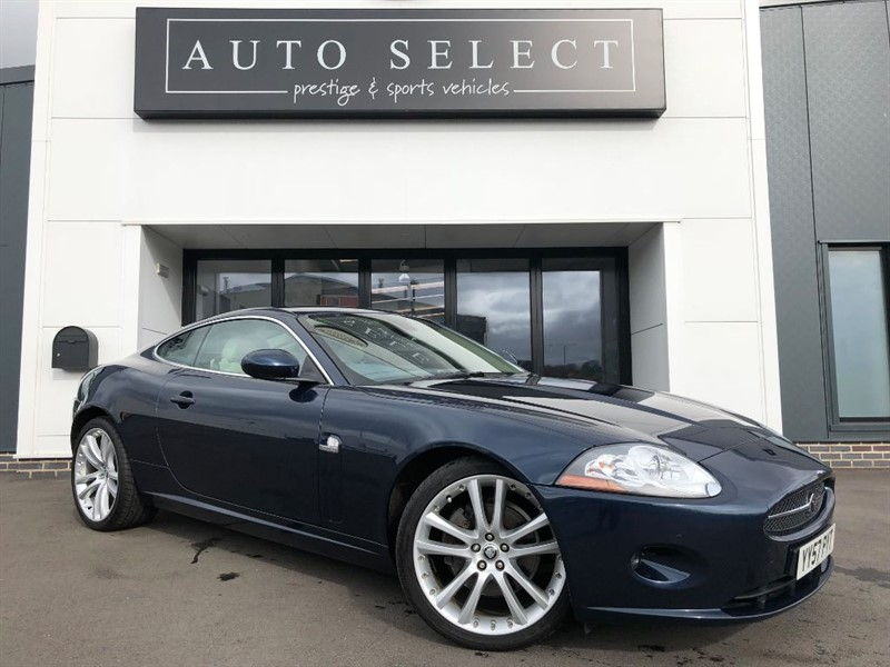 used Jaguar XK 4.2 V8 COUPE STUNNING CAR!! in chesterfield