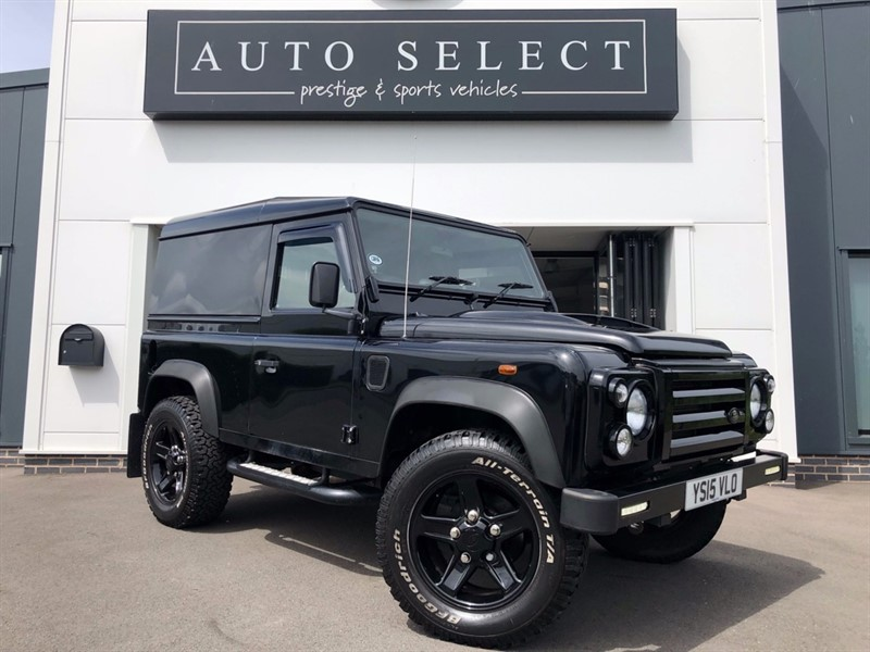 used Land Rover Defender 2.2 TD HARD TOP MASSIVE SPEC!! 1 LOCAL OWNER!! in chesterfield