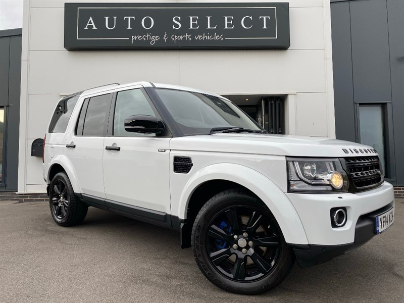 used Land Rover Discovery 3.0SDV6 XS NAV BLACK PACK!! STUNNING CAR!! in chesterfield