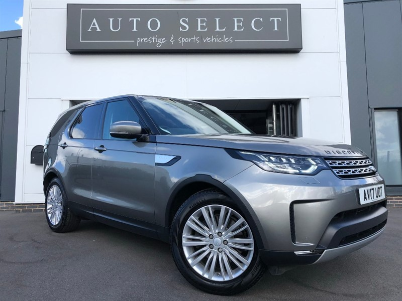 used Land Rover Discovery 3.0 TD6 HSE MASSIVE SPEC!! FREE UK MAINLAND DELIVERY!!! in chesterfield
