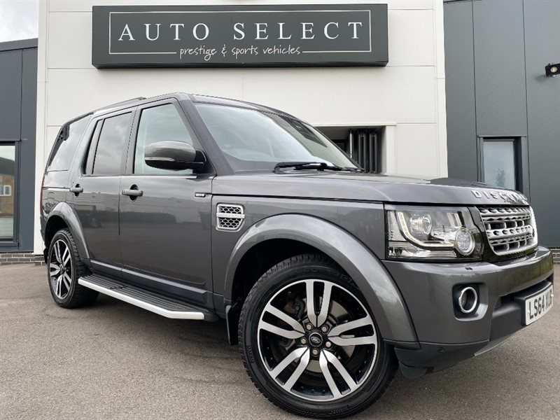 used Land Rover Discovery 3.0 SDV6 HSE EXCEPTIONAL CONDITION!! in chesterfield