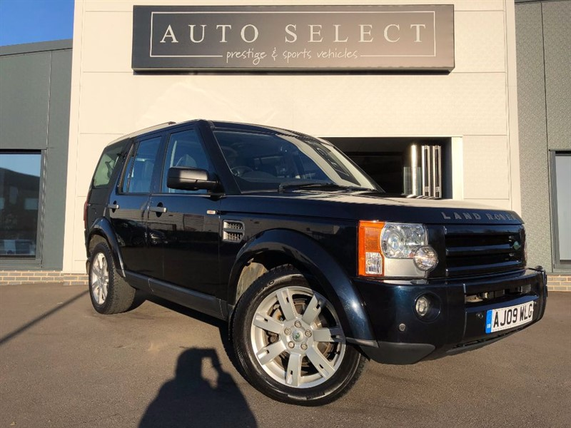used Land Rover Discovery 3 TDV6 HSE EXCEPTIONALLY NICE LOCAL CAR!! in chesterfield
