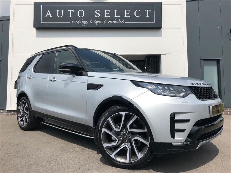 used Land Rover Discovery 3.0 TD6 HSE LUXURY DYNAMIC PACK!! MONSTER SPEC!! in chesterfield
