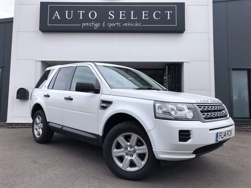used Land Rover Freelander 2.2 TD4 GS FULL BLACK HEATED LEATHER!! IMMACULATE!! in chesterfield