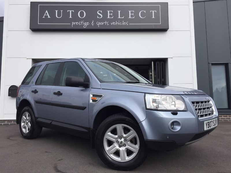 used Land Rover Freelander 2.2 TD4 XS EXCEPTIONALLY NICE CAR!! in chesterfield