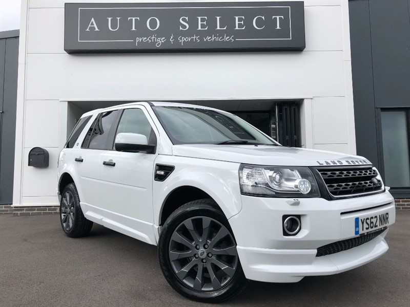 used Land Rover Freelander 2.2 TD4 DYNAMIC 1 OWNER!! in chesterfield