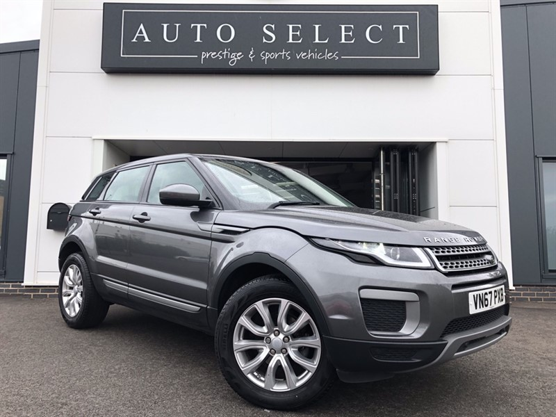 used Land Rover Range Rover Evoque 2.0 ED4 SE 1 OWNER!! IMMACULATE!! in chesterfield