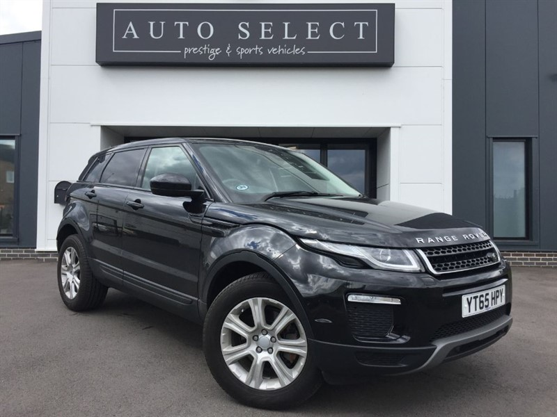 used Land Rover Range Rover Evoque 2.0 TD4 SE TECH 4x4 Automatic Navigation!!  in chesterfield