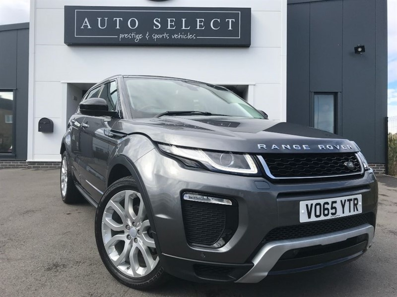 used Land Rover Range Rover Evoque 2.0 TD4 HSE DYNAMIC FACELIFT!! 1 LADY OWNER!! in chesterfield