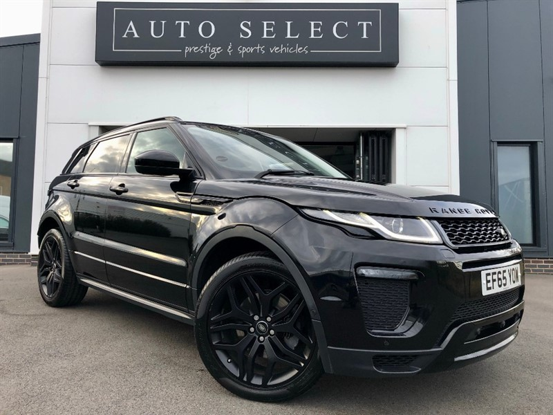 used Land Rover Range Rover Evoque 2.0 SI4 HSE DYNAMIC LUX FREE UK MAINLAND DELIVERY!!! in chesterfield