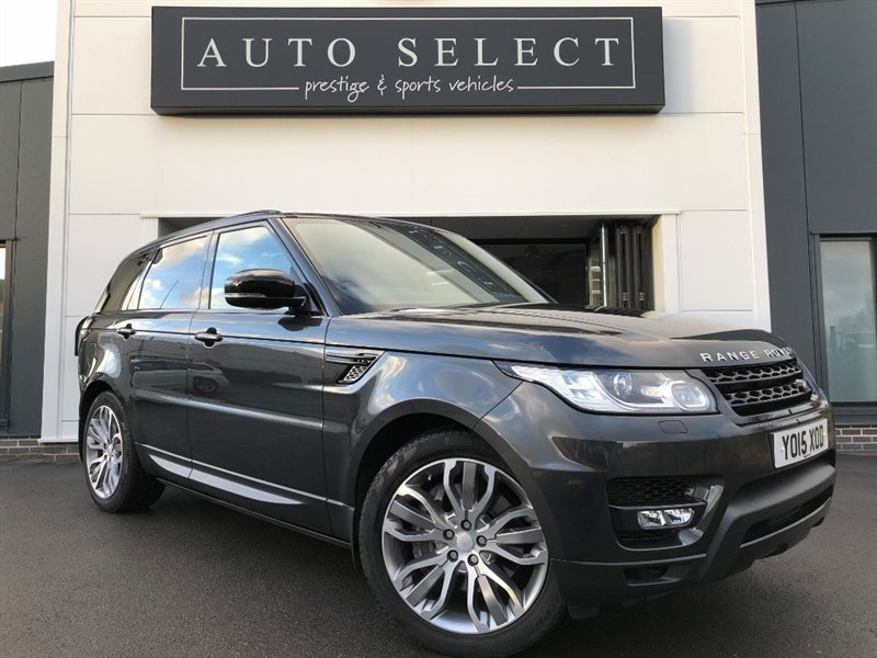 used Land Rover Range Rover Sport 3.0SDV6 HSE DYNAMIC PAN ROOF!! MASSIVE SPEC!! 1 OWNER!! in chesterfield