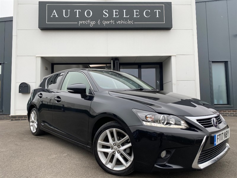 used Lexus CT 200h 200H ADVANCE �ZERO TAX!! FLSH!! in chesterfield