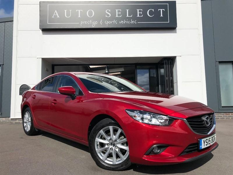 used Mazda Mazda6 6 D SE-L SKYACTIVE NAV ABSOLTELY IMMACULATE!! in chesterfield