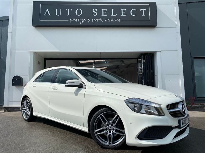 used Mercedes 200 A200D AMG LINE EXECUTIVE NAV 1 LADY OWNER!! in chesterfield