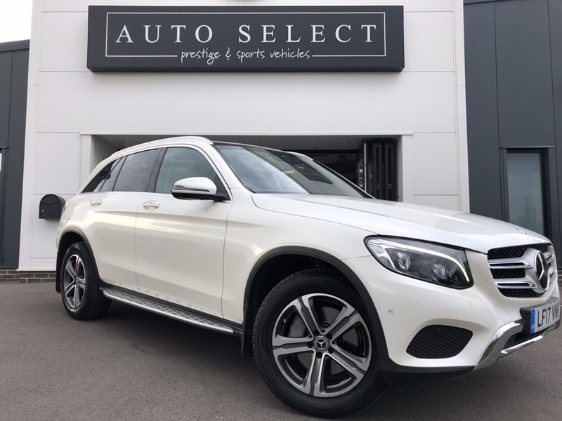 used Mercedes 220 GLC  D 4MATIC SPORT PREMIUM PLUS 1 OWNER!! in chesterfield