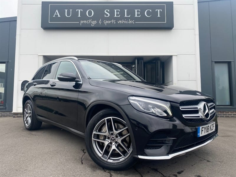 used Mercedes 220 GLC  D 4MATIC AMG LINE PREMIUM PAN ROOF!! in chesterfield