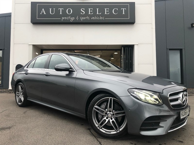 used Mercedes 220 E  D AMG LINE PREMIUM in chesterfield