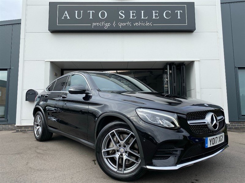 used Mercedes 250 GLC  D 4MATIC AMG LINE IMMACULATE!! 1 LOCAL OWNER!! in chesterfield