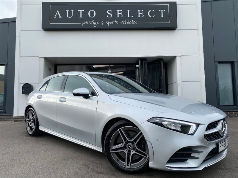 used Mercedes 250 A  2.0 AMG LINE PREMIUM MASSIVE SPEC!! in chesterfield