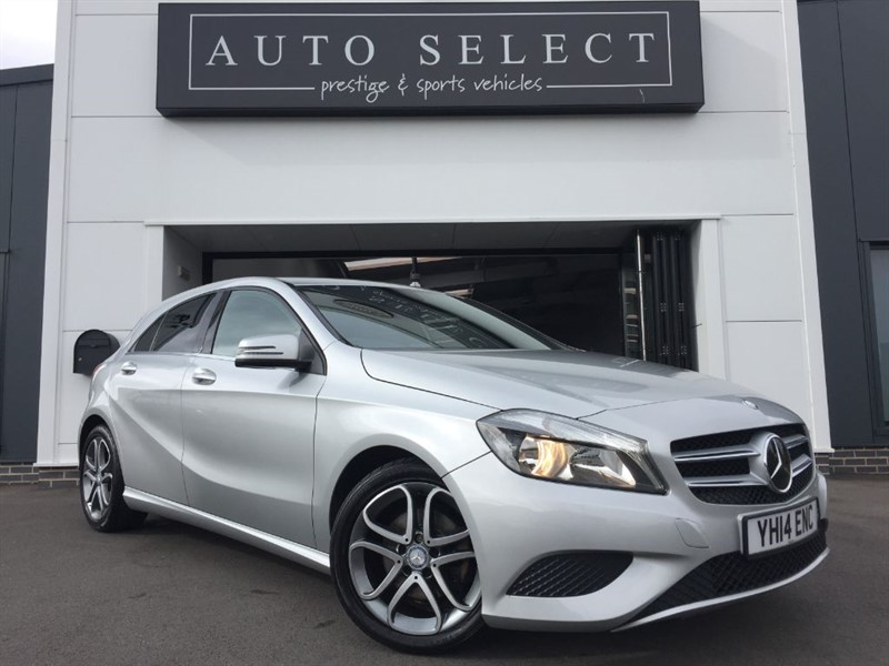 used Mercedes A200 CDI SPORT NAV £30 tax!! in chesterfield