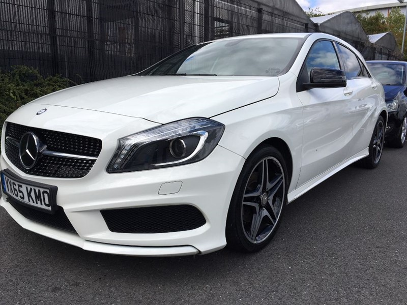 used Mercedes A200 CDI AMG NIGHT EDITION in chesterfield