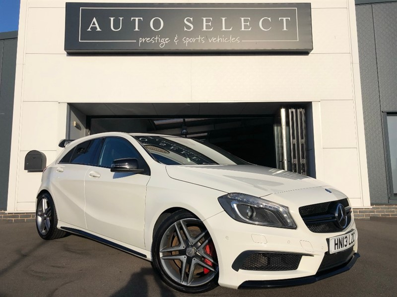 used Mercedes A45 2.0 AMG 4MATIC in chesterfield