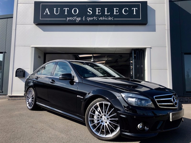 used Mercedes C63 6.3 C63 AMG 7G-Tronic 4dr VERY VERY RARE OPPORTUNITY in chesterfield