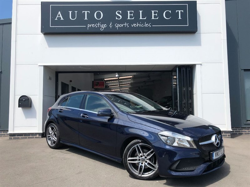 used Mercedes  A-CLASS A 200 D AMG LINE EXECUTIVE NAVIGATION!! IMMACULATE!! in chesterfield