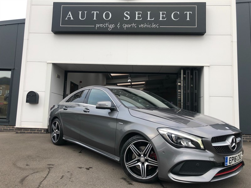 used Mercedes CLA250 CLA 250 AMG in chesterfield
