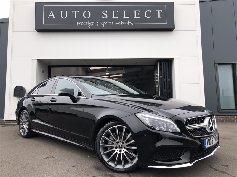 used Mercedes CLS350 CDI 3.0 CLS350 AMG Line (Premium) 9G-Tronic Plus (s/s)  MONSTER SPEC!! FMBSH!! in chesterfield