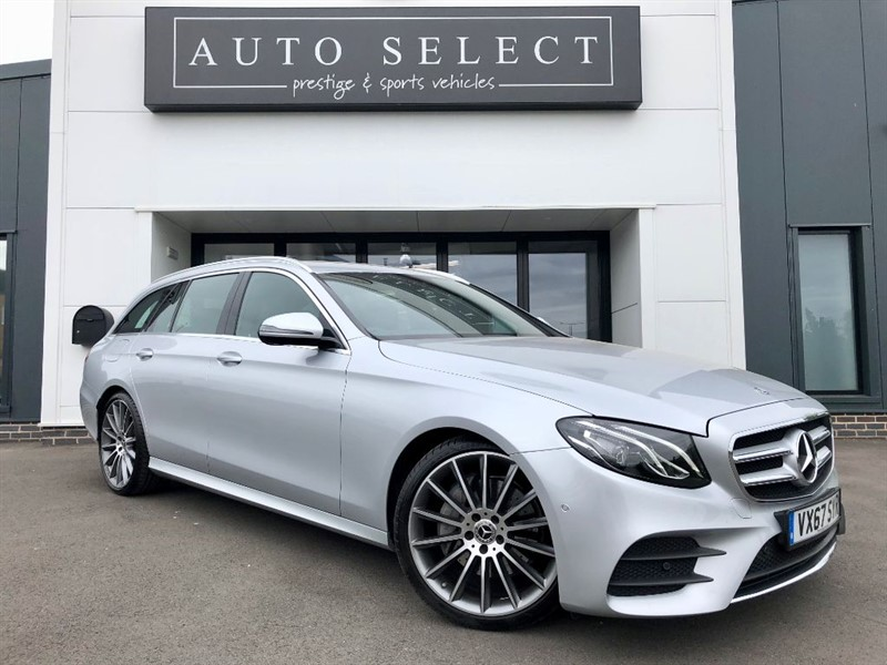 used Mercedes E220 E-CLASS E 220 D AMG LINE MONSTER SPEC!! STUNNING!! in chesterfield