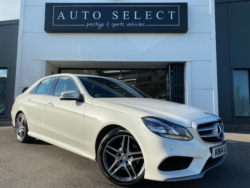 used Mercedes E220 2.2D CDI AMG SPORT COMMAND NAV!! STUNNING!! LOCALLY OWNED in chesterfield