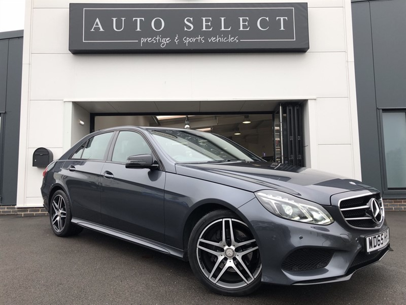 used Mercedes E250 2.2 CDI AMG NIGHT EDITION 7G-Tronic Plus COMMAND in chesterfield