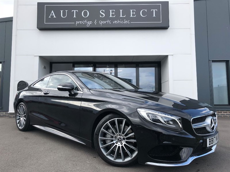 used Mercedes S500 4.7 AMG LINE PREMIUM COST OVER £100K LIST PRICE!! in chesterfield