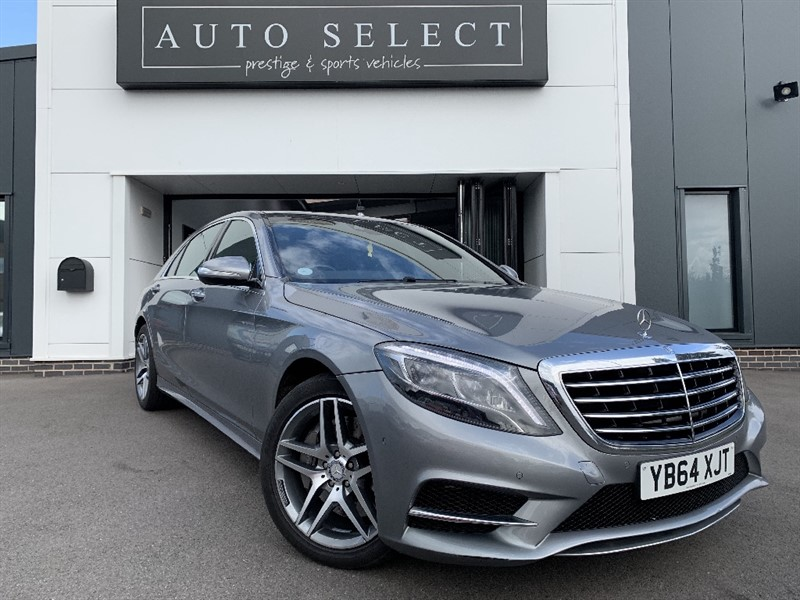 used Mercedes S350 BLUETEC L AMG LINE EXECUTIVE 1 OWNER!! LWB!! VAT QUALIFYING!! in chesterfield