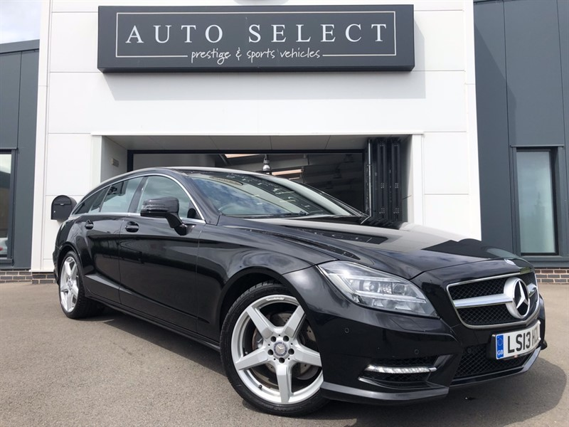 used Mercedes CLS220 CLS250 CDI BLUEEFFICIENCY AMG SPORT SHOOTING BRAKE!! MASSIVE SPEC!! in chesterfield