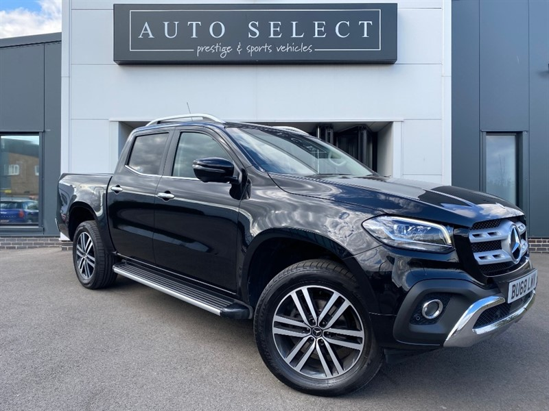 used Mercedes X250 D 4MATIC POWER 1 OWNER!! FMBSH!! in chesterfield