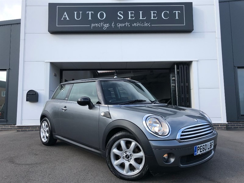 used MINI Cooper COOPER GRAPHITE FREE UK MAINLAND DELIVERY!!! in chesterfield