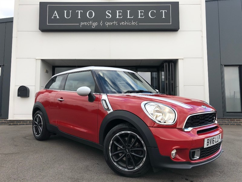 used MINI Paceman COOPER SD FREE UK MAINLAND DELIVERY!!! in chesterfield