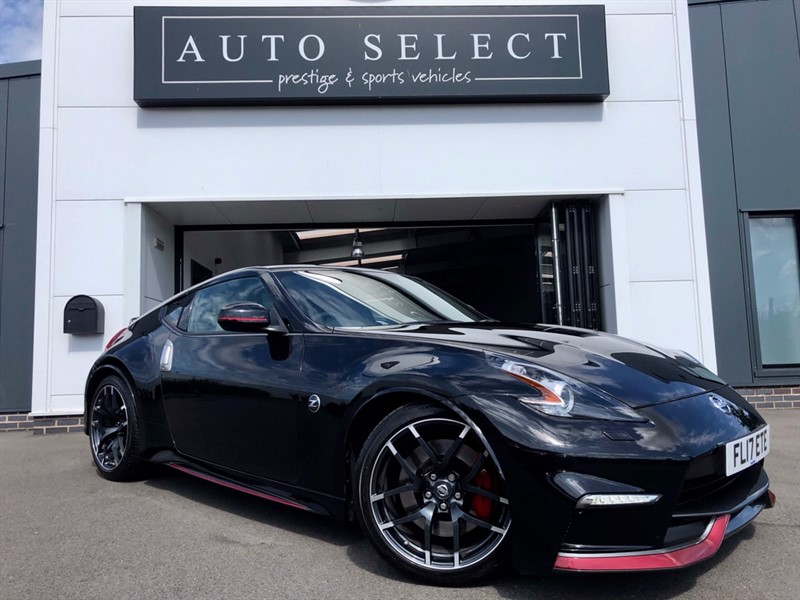 used Nissan 370Z 3.7 V6 NISMO STUNNING!! ORIGINAL CAR!! in chesterfield