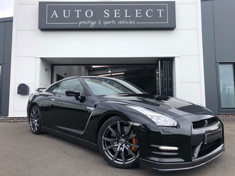 used Nissan GT-R 3.8 V6 GT-R RECARO STUNNING CAR!! in chesterfield