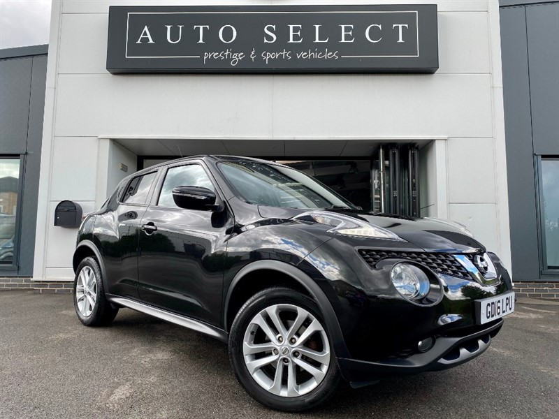 used Nissan Juke N-CONNECTA 1.5 DCI ONLY �20 YEAR TAX!! in chesterfield