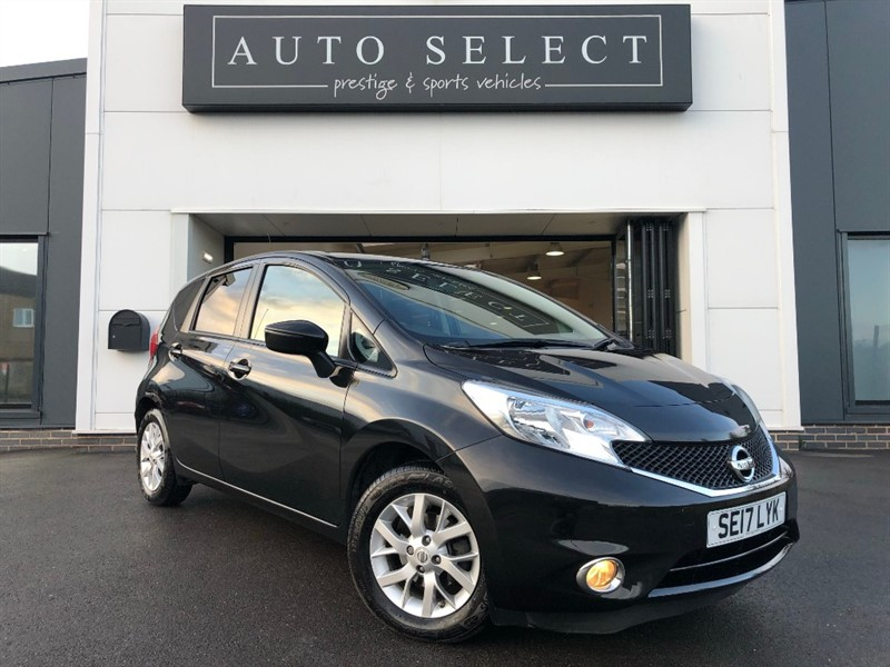 used Nissan Note ACENTA 1.5 DCI Full Service History!! in chesterfield