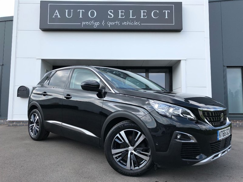 used Peugeot 3008 1.6 BLUEHDI S/S ALLURE MASSIVE SPEC!! £20 TAX!! in chesterfield