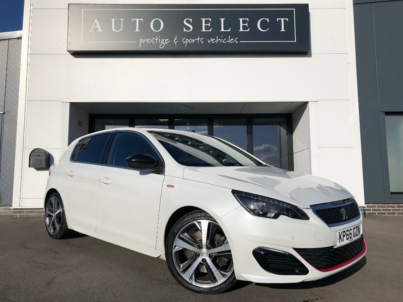 used Peugeot 308 1.6 GTI THP S/S BY PEUGEOT SPORT in chesterfield