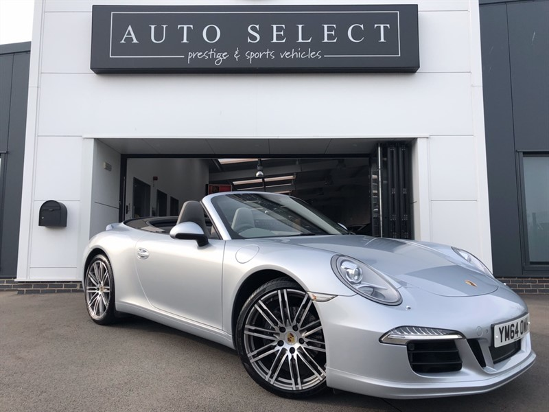 used Porsche 911 3.4 CARRERA PDK 1 OWNER!! SPORTS DESIGN PACK!! FPSH!! IMMACULATE!! in chesterfield